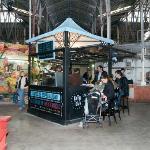 Coffee Town in Mercado de San Telmo