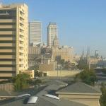 View of the Tulsa skyline