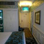 looking back towards entry, room 302