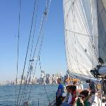 Great sail on the Hudson