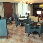 Private lounge of the Gold Building