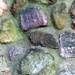 PUDDING STONE USED IN MAIN HOUSE