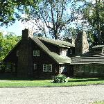 MAIN HOUSE SIDE VIEW