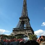 Another beautiful day in Paris