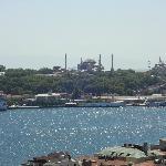 Hagia Sophia from Room #61