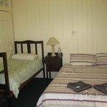Room 3, Royal Hotel Herberton