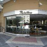 Hotel Restaurant from street