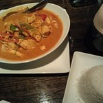 Chicken Penang Curry... Yum!