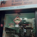 Saigon Burritos at El Gato Negro