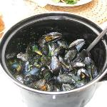 tasty moules!