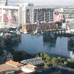 Fountains from our Suite