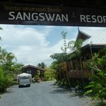 Photo de Sangswan Resort and Restaurant