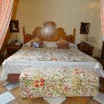 Barcelo La Bobadilla Suite bed