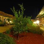 Resort di notte