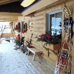 Front Porch Area