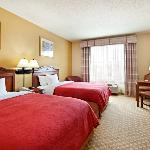 CountryInn&Suites Harrisburg GuestRoomDouble