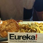 Original Eureka Burger & Fries