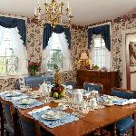 Abner Adams House Dining Room