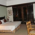 bed room in suite