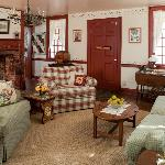 Keeping Room at Abner Adams House