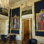歴史的な部屋