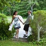 International Friendship Gardens Foto
