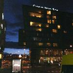Hotel from Norra Bantorget square