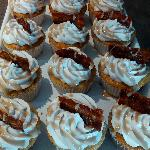 TK's Coffee Shop's Fabulous Maple Bacon Muffins