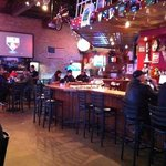 Fainting Goat bar and grill.