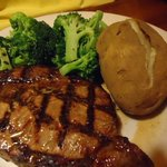 Really nice Rib Eye Steak