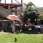 Aztec performers