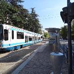 Mounier tramway station