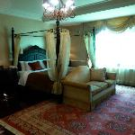 Our bedroom in our suite (Tang Dynasty Suite)