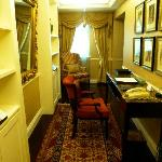 The study in our suite (Tang Dynasty Suite)