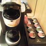 ポッドタイプのコーヒーやお茶