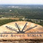 view of 7 states