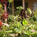 Precioso jardin