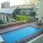View from Room 608