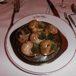 snails - delicious!!!!!