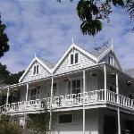 Birdwood House View