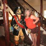 Blackbeard & Me :)