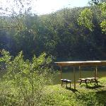 BBQ Area @ Lake Jill