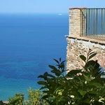 vista sul mare di Castellabate