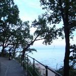 Lungomare walk Lovran-Opatija, very nice