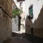 Het dorp Sella