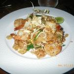 best phad thai in Thailand at buffet