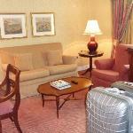 Adjoining lounge
