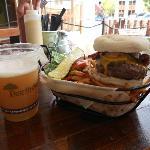 Burger au Diablo Burger