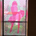 Capsule Elevator with retro theme