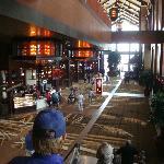 L'Auberge lobby
